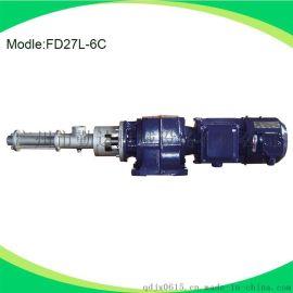 调速计量泵 德国技术 夹板灌注胶泵 小计量添加剂泵