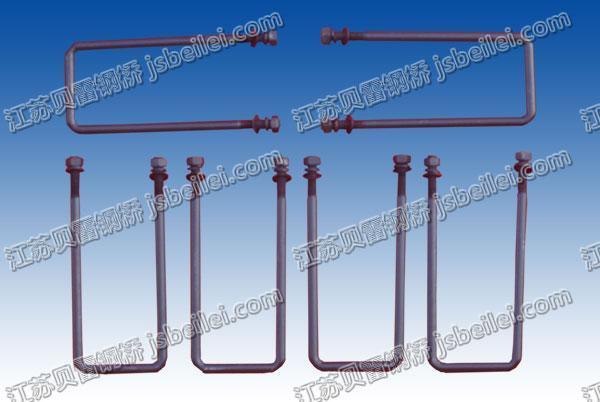 熱鍍鋅U型螺栓 方型U型螺栓