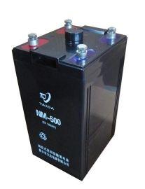 太达牌内燃机车阀控式密封铅酸蓄电池NM-500  96V500安时  8V500Ah
