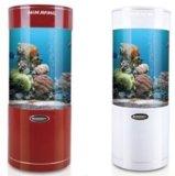 亚克力鱼缸 圆柱鱼缸   鱼缸 七彩云鱼缸 有机玻璃制品