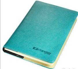 皮面笔记本