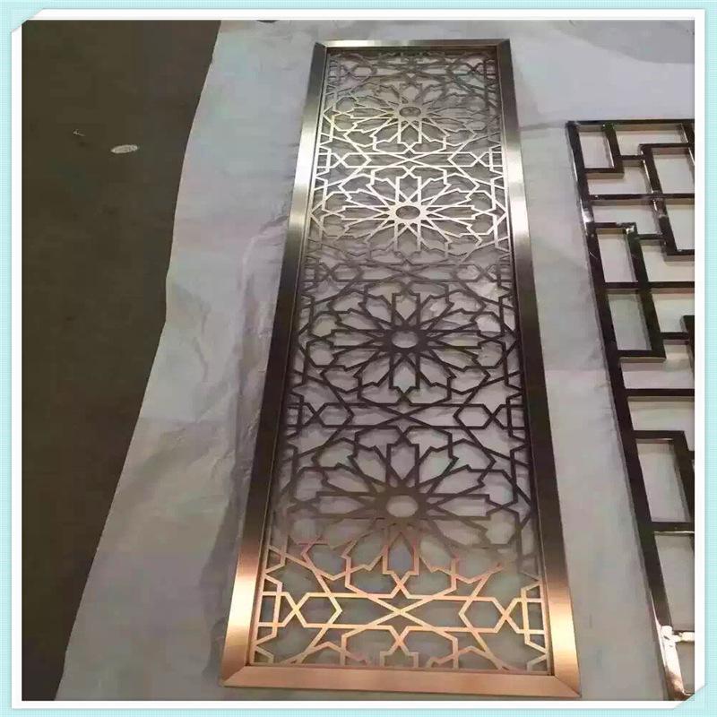 供应不锈钢简易屏风 不锈钢简易屏风批发零售 办公屏风 挂屏