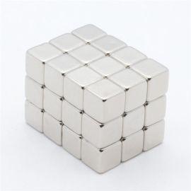 钕铁硼强力磁铁吸盘 强力圆形磁铁强磁磁铁片 方形磁铁 磁铁订做