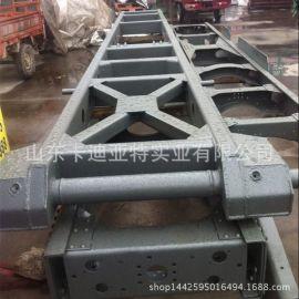 一汽解放J6車架大樑生產廠家批發(解放J6車架) 質量保證 廠價直銷