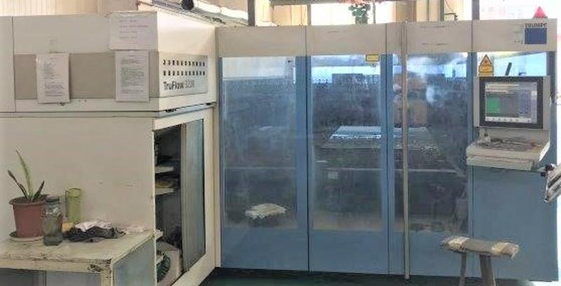 激光机床,通快官方激光机床(二氧化碳机器)