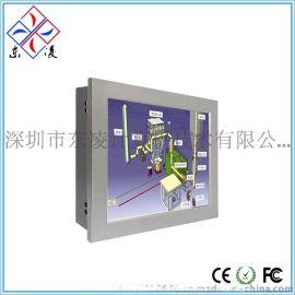 10.4寸CAN总线嵌入式工业平板电脑标准