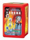 防煙毒面罩 火災逃生面具 消防過濾式自救呼吸器