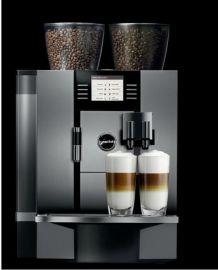 JURA优瑞GIGA X7 商用双豆缸全自动咖啡机