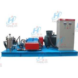 工业管道清洗机电动高压冷水清洗机HX-80150