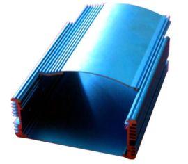 燕尾铝型材 燕尾型材 diy铝材 滑导轨铝合金 6061-T6氧化加