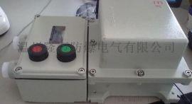 油泵开关防爆磁力启动器
