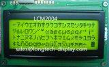 字符型单色液晶显示屏(LCM2004)