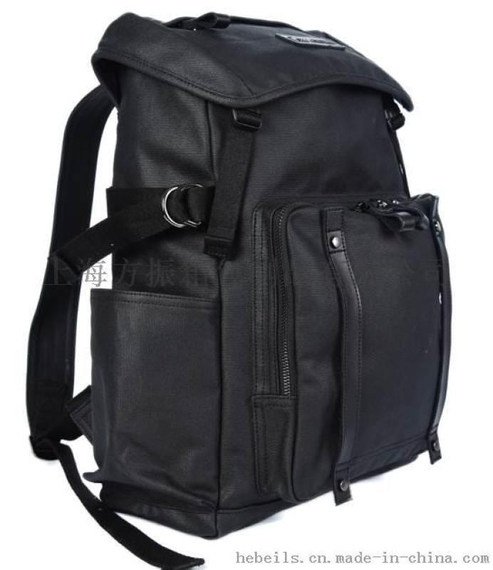 工廠定製時尚休閒雙肩揹包 帆布包 可添加logo