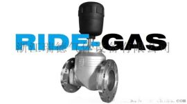 DN40不锈钢制氧机气动角座阀