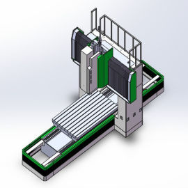 龙门式搅拌摩擦焊设备DH-FSW-1612