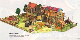 湖南室内游乐设备生产厂家 长沙儿童乐园加盟 