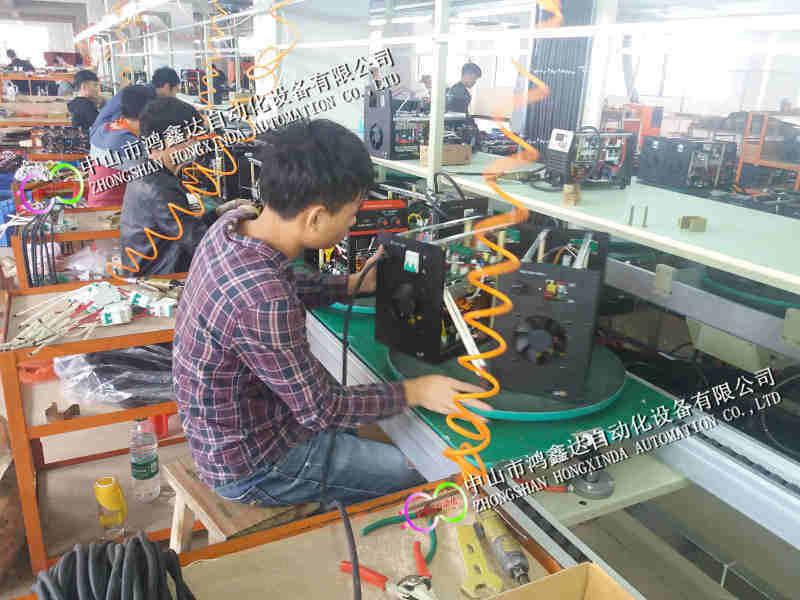 佛山焊机生产线,桂城电动工具装配线,仪器仪表检测线