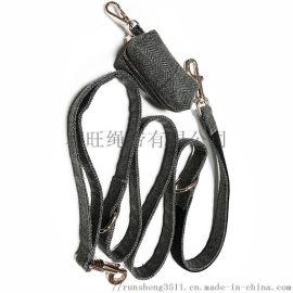 宠物牵引绳厂家直销 狗狗用品代加工