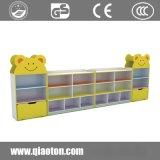 幼儿园柜子实木玩具柜儿童书包柜图书架区域组合储物柜