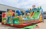 小孩充氣蹦蹦牀 河南充氣城堡廠家 低價優質充氣玩具