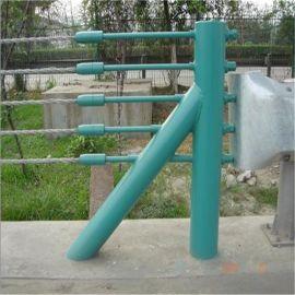 钢丝绳护栏、绳索护栏厂家、道路防撞栏