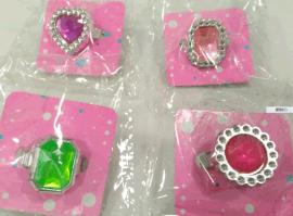 饰品玩具戒指