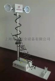 折叠式升降照明灯,车载移动照明北京赛车