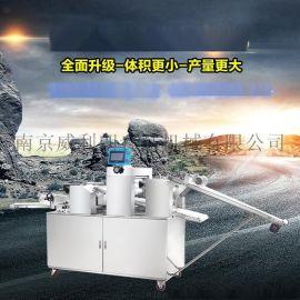 水晶酥酥饼机 全自动酥饼生产线 榴莲酥脆脆酥饼机