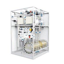 HYSTAT TM10 加拿大氢能10立方进口水电解制氢机电解槽加氢站装置室内室外进口制氢设备进口氢气发生器