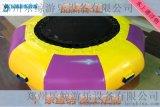 水上蹦床 水上风火轮 冰山 水上漂浮物玩具