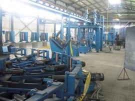 高频焊接H型钢 (WT100-600)