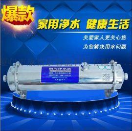 直銷不鏽鋼家用淨水器直飲超濾淨水機 批發貼牌OEM定製