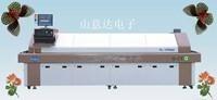 科隆威FL-VP860八温区无铅回流焊SMT印刷设备