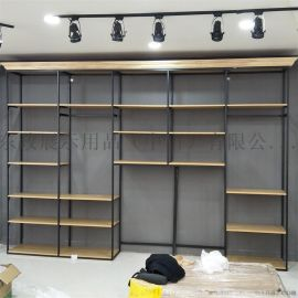 东政厂家专业定制展柜展示架 五金展柜