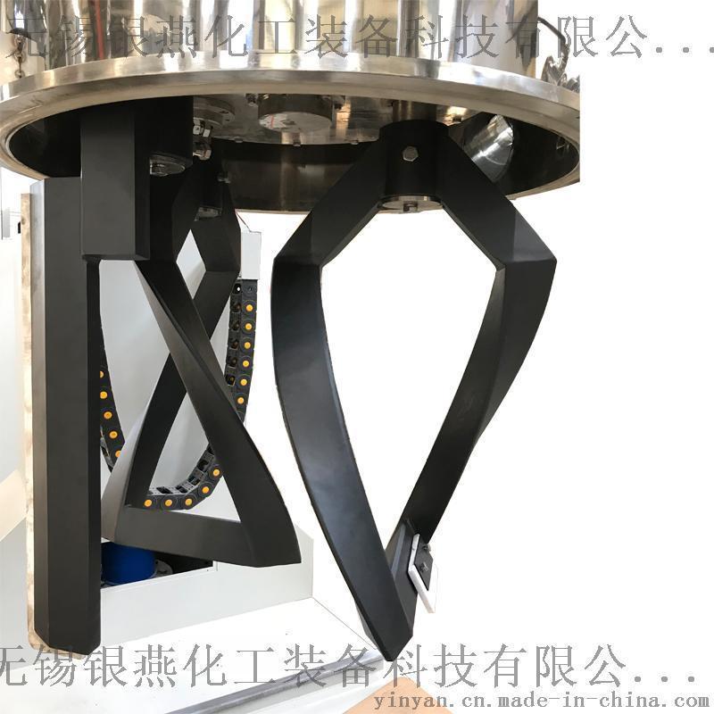 电子硅胶搅拌机 石材胶膏状行星搅拌机