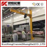 上海旋臂吊1吨电动360度旋转吊欧式单臂吊悬臂吊