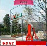 學校籃球架選奧博 學校標準籃球架銷售