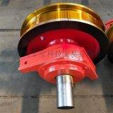 700×180行車大輪 起重機行走輪 角箱輪