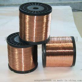 厂家直销 TU2无氧紫铜线 耳机用紫铜线 质量保证