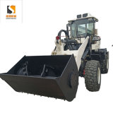 裝載機攪拌鏟車斗  沙石料攪拌剷車