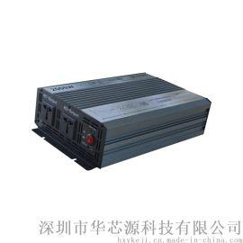 华芯源车载逆变器纯正弦波逆变器12V2000W电源转换器