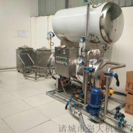 食品行业延长保质期设备 杀菌锅杀菌釜