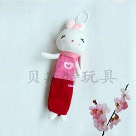 可爱卡通咪兔笔袋