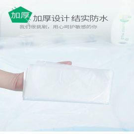 旅行酒店浴缸套泡澡袋子一次性浴袋沐浴桶洗澡塑料膜OEM代工貼牌