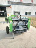 新式秸稈打捆機,小麥秸稈打捆機自動纏繩