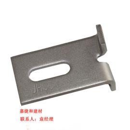 干挂石材挂件 不锈钢大理石挂件大量现货