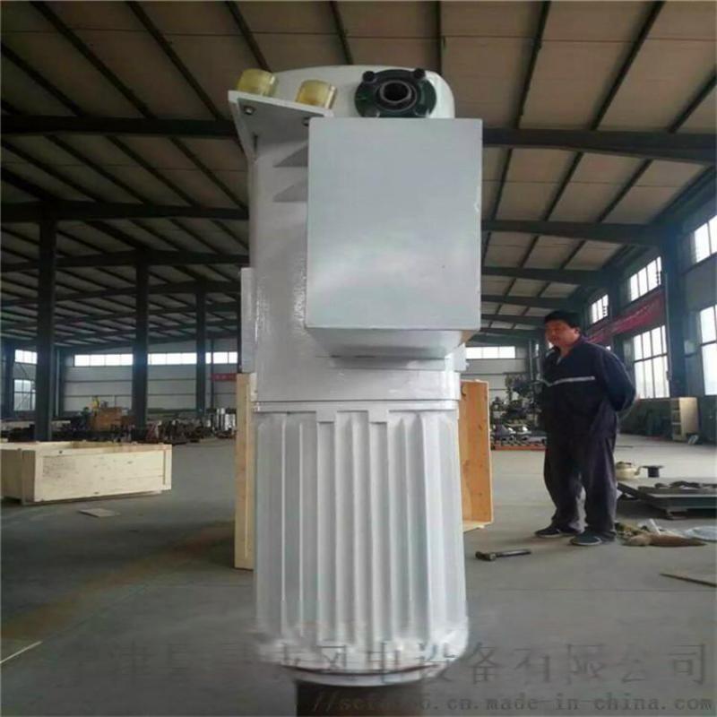 晟成FD-20KW永磁水平轴风力发电机方便