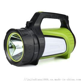 厂家直销防水户外打猎 手提灯手电筒