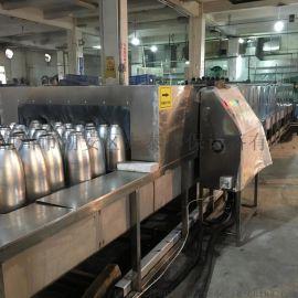 佛山产地货源 全自动真空保温瓶清洗机 不锈钢杯喷淋除油设备