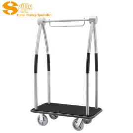 SITTY斯迪92.2114AB不鏽鋼手推行李車